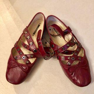 Zara Women Ballet Shoes/Mules女子平底鞋