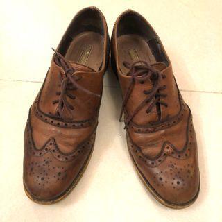 Zara Oxford Shoes 斯文鞋 文青鞋