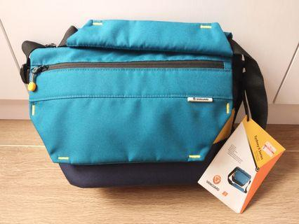 【折讓】新VANGUARD相機袋 Sydney II 22 blue Camera shoulder bag