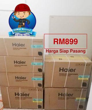Limited stock 1hp Brand New Aircond