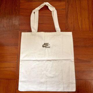 Nike,Sportwear,NSW,Beige,Canvas,Recycle,Reused,Tote,Bag,耐克,運動,系列,環保袋,布袋,鞋袋,米色