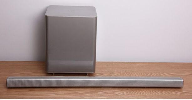 Samsung F551 2.1CH 310W Bluetooth Airtrack Soundbar with Wireless Subwoofer