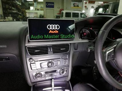 Audi 10.2 Android