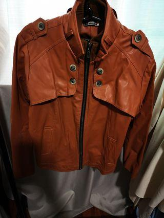 🚚 PVC jacket size L  fit  M nicely