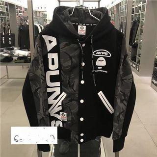 AAPE JACKET/SWEATER