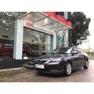 Mazda 3 SP Luxury
