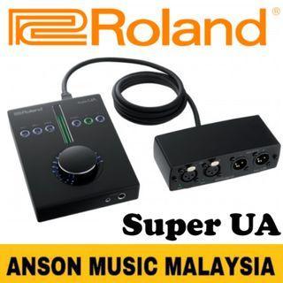 Roland Super UA USB Audio Interface