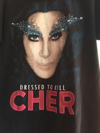 CHER dressed to kill