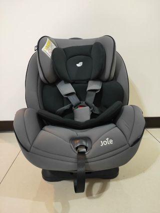 奇哥 Joie 0-7歲 雙向安全汽車座椅  全新現場展示機