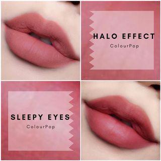 Colourpop Ultra Blotted Liquid Lipstick