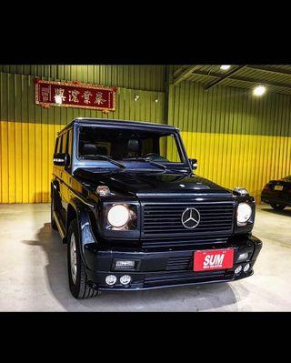 M-Benz G-Class
