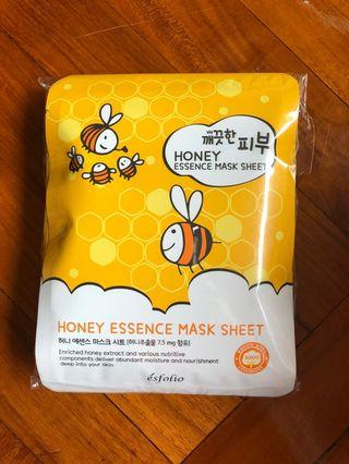 Esfolio honey essence mask sheet