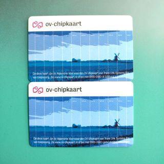 🚚 Netherlands OV-chipkaart