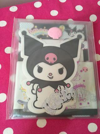 Kuromi 信紙set