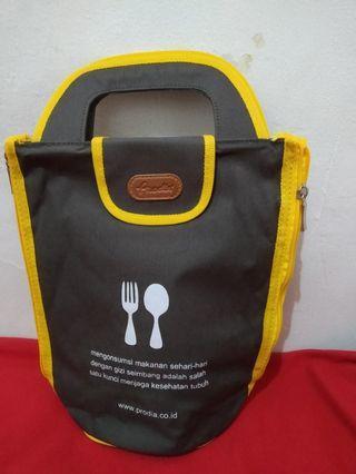 Lunch Bag ada Foil nya
