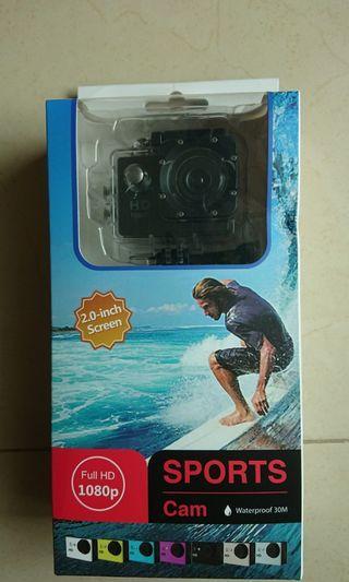 運動型防水攝影機
