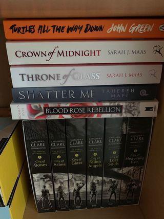 YA Book Collection