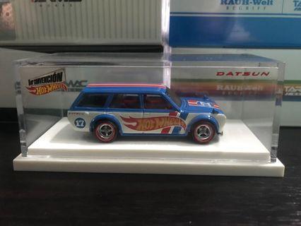 (WTT)Hot Wheels Convention Datsun 510 Wagon