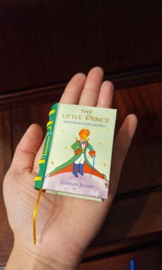 Mini little prince story book 超迷你小王子故事書