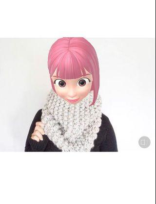 Uniqlo Scarf neck warmer 冷頸巾