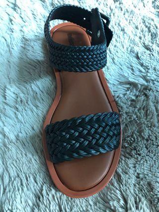 Brand New Melissa mar Salinas braided sandals