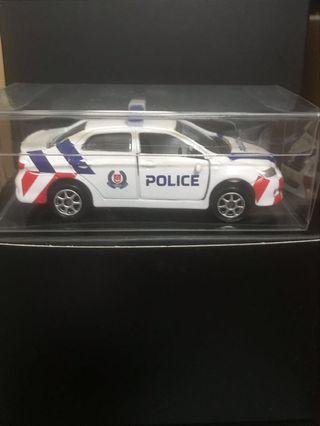 Toyota Altis Police Car