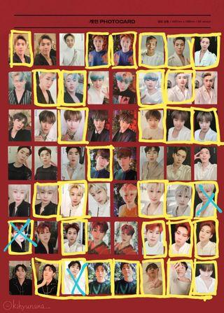 [wts] monsta x pc WE ARE HERE