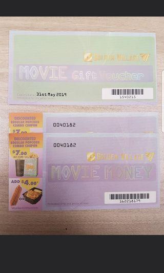 GV vouchers
