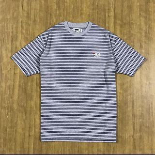 FILA Stripe Tshirt Size M fit L