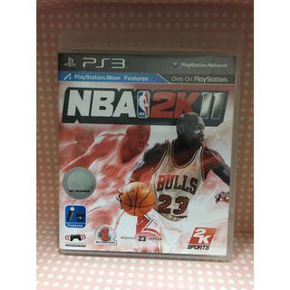 🚚 正版 NBA PS3 遊戲片