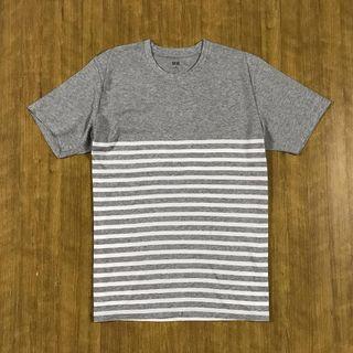 UNIQLO Stripe Tshirt Size M
