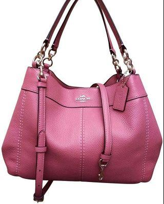 Coach small leather