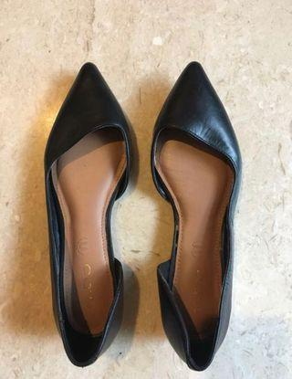 ALDO leather pointed flats (EU 36 / US 6 / UK 3)