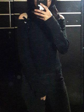 Baju Semi Sabrina Lengan Panjang