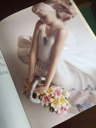 Lladro The Artful Flower