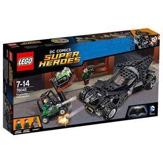 Lego Batman 76045 76053 76056