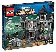 Lego 10937 76035 Batman Arkham Asylum Breakout Jokerland