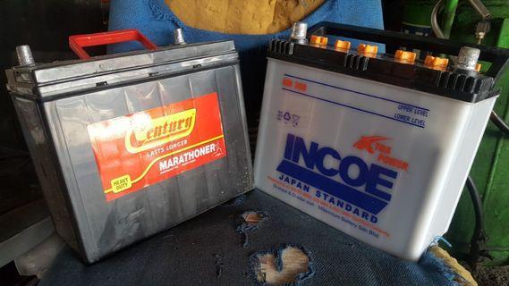 Battery ns60L kering/ns60s basah