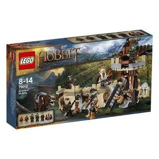 🚚 Lego The Hobbit 79012 Mirkwood Elf Army