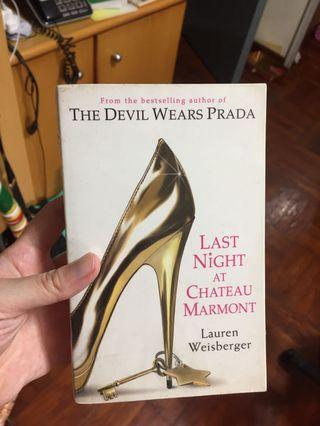The devil wear Prada story book