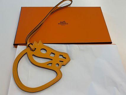 Hermes paddock charm