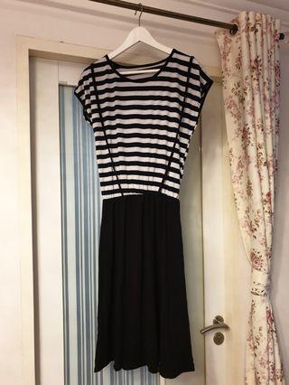 🚚 Stripe Dress - FOC smartpac delivery