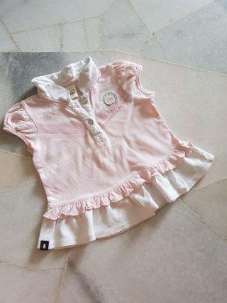 Trudy & Teddy Baby Girl Dress (12-18m)
