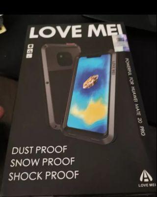 Huawei Mate 20 Heavy Duty Case