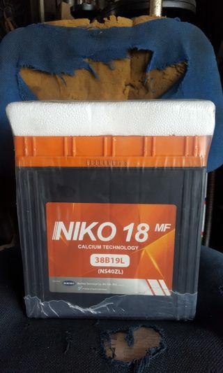 Battery ns40 kering