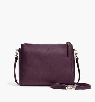 【NEW】Lo & Sons / PEARL- Leather Crossbody & Clutch