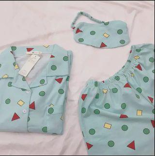 Shin-Chan Pyjamas 小新同款