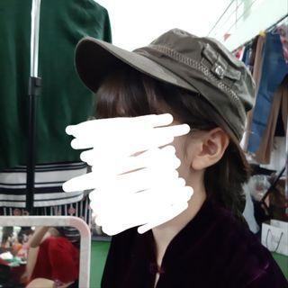 🚚 (免運)超有型軍帽/鴨舌帽