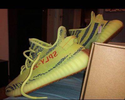 Yeezy 350 Boost V2 Frozen Yellow