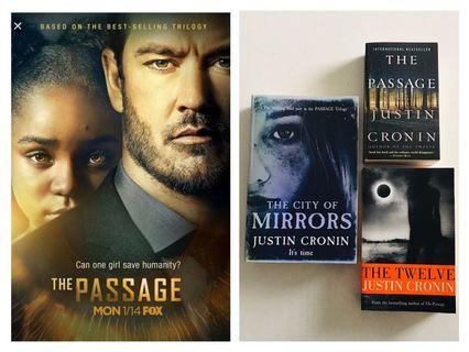 The Passage Trilogy Bookset (all 3 books)